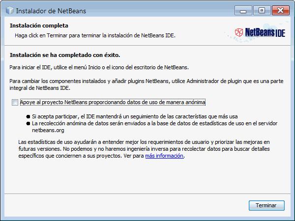 Programas necesarios para programar en java condiciones de netbeans
